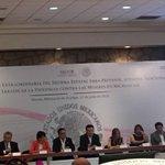 Estamos en la 1ra Sesión Extraordinaria para Erradicar la Violencia contra las Mujeres en Michoacán. #EstáenTi https://t.co/1xfZMkAGjg