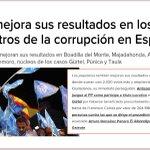 En los epicentros de la corrupción, el PP ARRASA!!! Incluido BOADILLA DEL MONTE ???????????? https://t.co/ezU9thpmhm https://t.co/NsvsJnEMqr