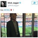 Mick Jagger excluiu o tweet, mas o print sempre salva. Ele postou e minutos depois a Islândia virou... https://t.co/FjetmXWz0K