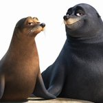 Yas The Wire reunion in Finding Dory. Stringer Bell and McNulty in Finding Dory. https://t.co/Y5BdPrBfoJ