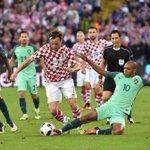 Aucun tir na été cadré depuis le coup denvoi du match entre la Croatie et la Portugal. #CROPOR #EURO2016 https://t.co/6OgKYclwRH