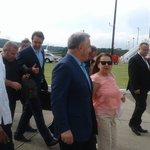Ministro de Turquía S.E Ahmet Aíslan llega a nuestro país escoltado por unidades de @SPIPanama #ElCanalDeTodos. https://t.co/dJPHCCZcUY
