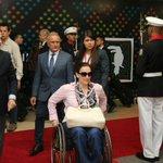Llegada de la vicepresidenta de Argentina Marta Michetti. Vía @Tocumen_Aero https://t.co/5RvCTygCuE