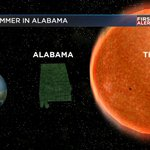 Pretty much sums up our hot and humid day today. #alwx https://t.co/92n9YFn8La