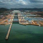 @nytimes @TReporta @AlvaroAlvaradoC Esto es El Canal De Panamá con Honor MADE IN PANAMA. No importa lo que costo. https://t.co/EEsThkvmqy