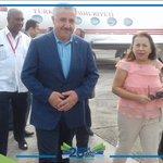 Ministro de Transporte de Turquía Ahmet Aslan llegó a Panamá para la inauguración del #CanalAmpliado. #SomosElCanal https://t.co/OgMyORd62k