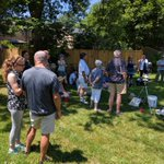 Our Fruit & Nut Tree Workshop has started at 46 Wood St. Come learn how to care for your fruit & nut trees! #ldnont https://t.co/n0HSvWZw7L