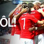 Gôôôôôôôôôôôôôl! Cymru ar y blaen! Wales ahead! Cymru 1 - 0 Gogledd Iwerddon #Ewro2016 https://t.co/Dg2xPrsiUz