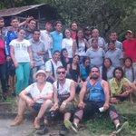 Gira Técnica Pedagógica #Sena Aprendices Guianza Turística en Resguardo Indígena de San Lorenzo/ RioSucio #Caldas https://t.co/XCNo6MtkdO