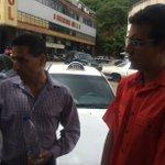 Ya se le permitió la salida del Sebin a @DarvinsonRojas . Le quitaron el teléfono #InformarNoEsDelito https://t.co/P33uVuqRPp