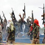 'Come to Niger Delta' – Niger Delta Avengers to President Buhari https://t.co/XAIpB84I77 https://t.co/CoXCVO22hF