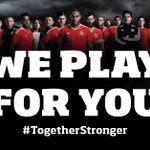 DIOLCH!!! Weve made history together #TogetherStronger #WALNIR #EURO2016 https://t.co/7rwI2rfyLl