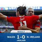 Wales edge a cagey contest to reach the quarter-finals of #EURO2016! #WAL #EURO2016 https://t.co/X8eudY2z1u