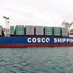 #Nacionales El buque Cosco Shipping hará el primer tránsito por el tercer juego de esclusas del #CanalAmpliado https://t.co/aeKTgP6V37