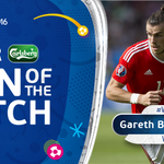 #WAL winger @GarethBale11 is the @carlsberg Man of the Match ???? #EURO2016 https://t.co/WfcqXsKoMU