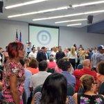 CONTRASTE. La primera es la Asamblea Republicana, la segunda la Demócratas. #CompromisoPR51 con el @GOP_PR51. https://t.co/8AehvOhpax