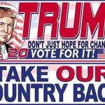"@realDonaldTrump ""NORTH CAROLINA GENERAL ELECTION"" TRUMP 48% HILLARY 46%. ""VOTE 4 REAL CHANGE NOT FAKE LIKE HILLARY"" https://t.co/myDpLY6iMr"
