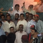 Today participated in iftar parties hosted by KUJ at KPC & PTI lyari workers at layari https://t.co/dGwPBCtbe9