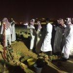 صور دفن الام #هيله_العريني رحمها الله في مقبرة النسيم #داعشيين_يقتلون_والديهم https://t.co/Ni7Ay3wlAu