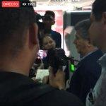 #Ahora Ramos Allup llega al aeropuerto de Maiquetía https://t.co/40uSoKKtg3