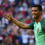 Cristiano Ronaldo has scored 8 goals at the European Championship finals; only Michel Platini has scored more (9). https://t.co/8LVqOeqawa