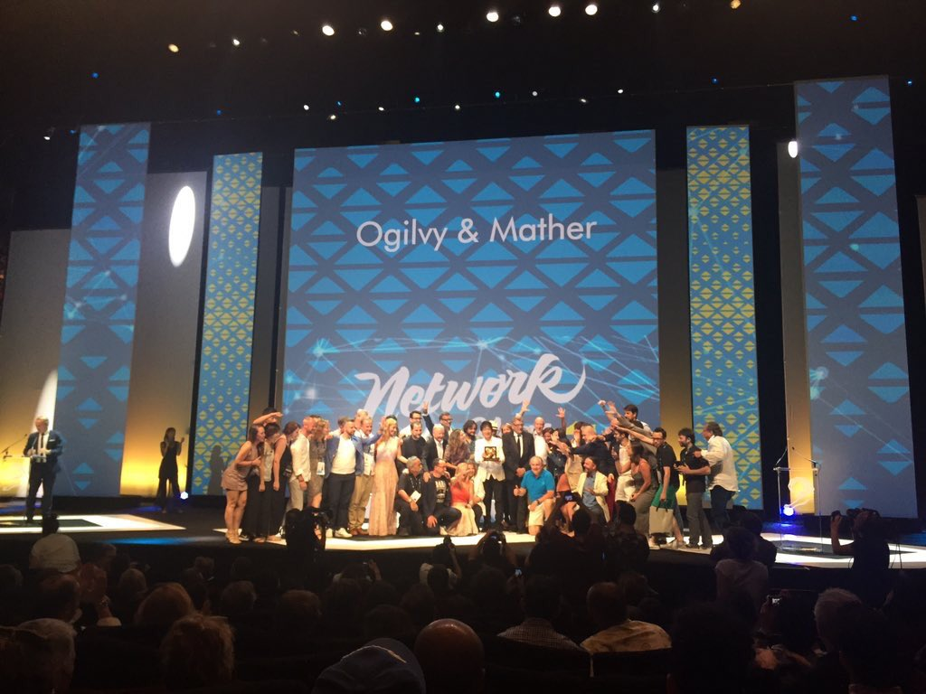 So, so proud of this moment. #Gimme5 #OgilvyCannes https://t.co/rxTXj8q1WF