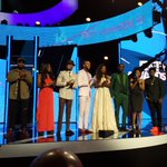 Best international acts Africa nominees were invited on stage & @akaworldwide didnt go. pic by @TheGabi #BET2016 https://t.co/DAGRjWoDcT