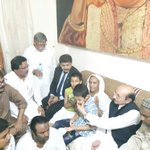 #CMSindh Syed Qaim Ali Shah Condoled With Family of Shaheed #AmjadSabri & Offered Fateha #PPP https://t.co/d8IHtwA1p6