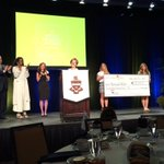 Today, we started this initiative with a gift of $200,000 to @NationalCASA! #Theta16 https://t.co/xc5a4SB3FS