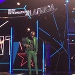 #BlackCoffee accepting his #BET Award! ????????✊???? https://t.co/q9yu5K3uGd