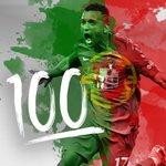 Nani dispute ce soir sa 100ème sélection sous le maillot portugais. #POR https://t.co/GWh74I8aRY