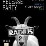 JULY 2nd 🔫 @kilbycourt  @RadiusHipHopSLC album release doors 7PM😈 DM FOR TIX $10 RT/FAV IF YOUR ATTENDING ☯ https://t.co/Mj43p2GmEF