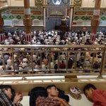 Aktivitas jamaah Masjid Agung Al Makmur yg sedang itikaf dan menunggu qiyamullail. #thelightofaceh #RamadhandiAceh https://t.co/B2ZB8Da1vK