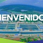 Bienvenido Pdte. @HashimThaciRKS gracias por compartir este histórico momento con los panameños. #CanalAmpliado. https://t.co/KkYZExfitw