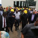 The Dangote Refinery when completed will be a major strategic asset for Nigeria, It will boost our power supply. https://t.co/BjMTrz54HZ