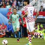#Euro2016 Toujours 0-0 entre la Croatie et le Portugal https://t.co/tWxIHo87AQ #direct https://t.co/6OOZrXoCcr