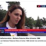 VEAN ESTA MARAVILLA: Barbara Palacios @bpinspiracion Miss Universo en la OEA https://t.co/uclLDyGOkO … … https://t.co/RahTzdJc8i