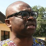 Ekiti APC behind protest against me – Fayose https://t.co/fJxQEQVJRJ https://t.co/VNLbgUGXkT