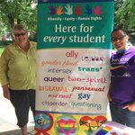 Congratulations @ATALocal41 DEHR committee on the booth at #yqlpride #yql #lethbridge https://t.co/PoqDKPNIWM