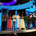 Best international acts Africa nominees were invited on stage & @akaworldwide didnt go. pic by @TheGabi #BET2016 https://t.co/B2tl6O9gH7