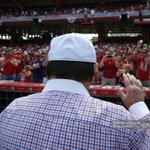 The GREATEST Red of all time, now a #Reds Hall of Famer. #PeteRose @Enquirer https://t.co/vDQJyiTsu7