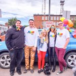 The team at @LethPrideFest. Global News was proud to be a presenting sponsor for this years festival #Pride2016 #YQL https://t.co/owemCzWUE7