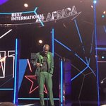 Congratulations @RealBlackCoffee for the #BETAwards16 Best International Act: Africa. You have made us proud ????✊???? https://t.co/jWi3oHOfQL