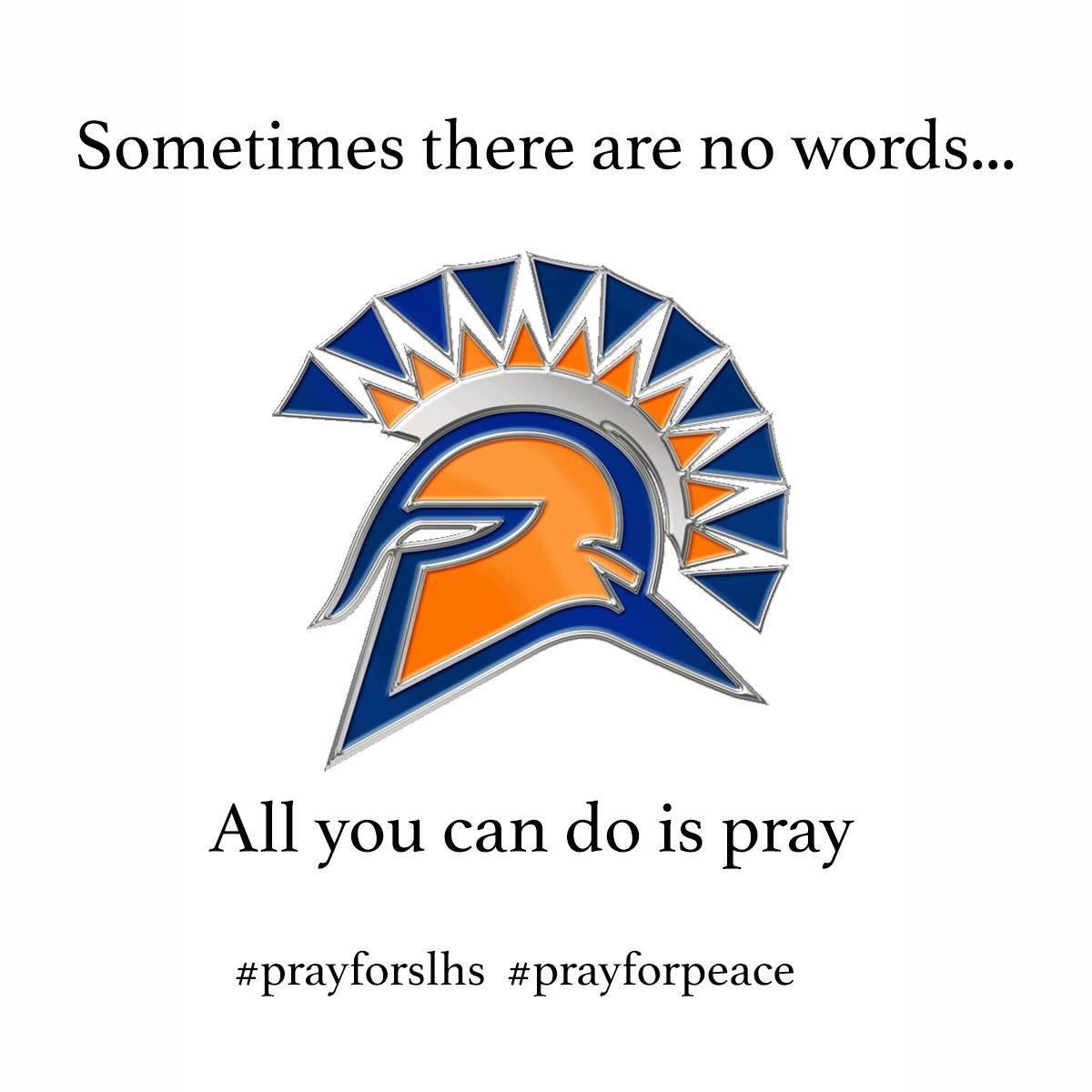 My heart is broken for #slhs #prayforslhs https://t.co/eaiSYdbURV