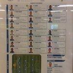 Willian titular. Riascos no banco. Cruzeiro escalado #Itatiaia https://t.co/FIdBaCmCL5