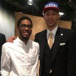 Sixers #1 pick Ben Simmons cousin Zachary, who was by his side Draft night, was killed in a hit & run accident https://t.co/DlfYGImHCP