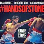 Ya falta poco para el estreno mundial de la pelicula @handsofstonemov basada en mi vida. Este 26 de Agosto apóyenla. https://t.co/UZvLjDRXtC