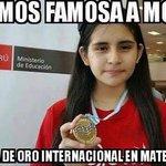 Mónica Martínez (13) es la primera mujer en traer la presea de esta competencia que se realiza cada año en Argentina https://t.co/8PY3BjQ1TN