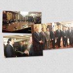 Hoy atendimos al Parlamentario Japonés Seishiro ETO jefe de Delegación en la inauguración del Canal ampliado https://t.co/7XNRcgEkXN