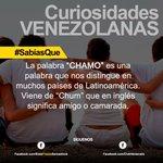 Palabras que usamos todos los días en Venezuela como si hubiesen existido toda la vida. #SaborVenezolano #25Jun https://t.co/xFTBue3kVF